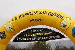 Cross SanGemini 2007