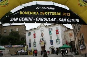 SanGemini-Carsulae Edizione 2012
